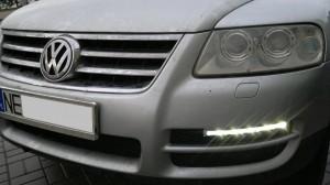 Lampy do jazdy dziennej